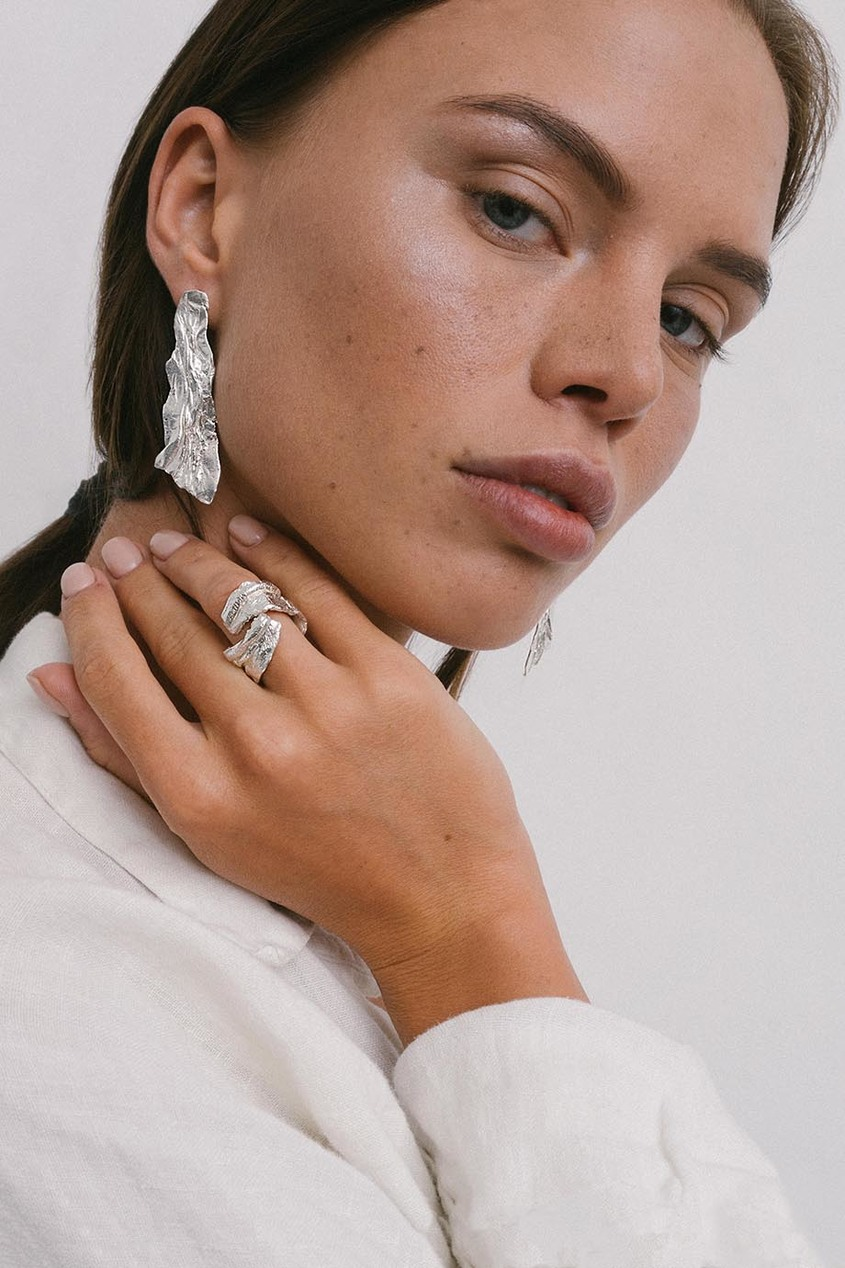 ringstone | Серебряный Серебряное кольцо Fortune | Clouty