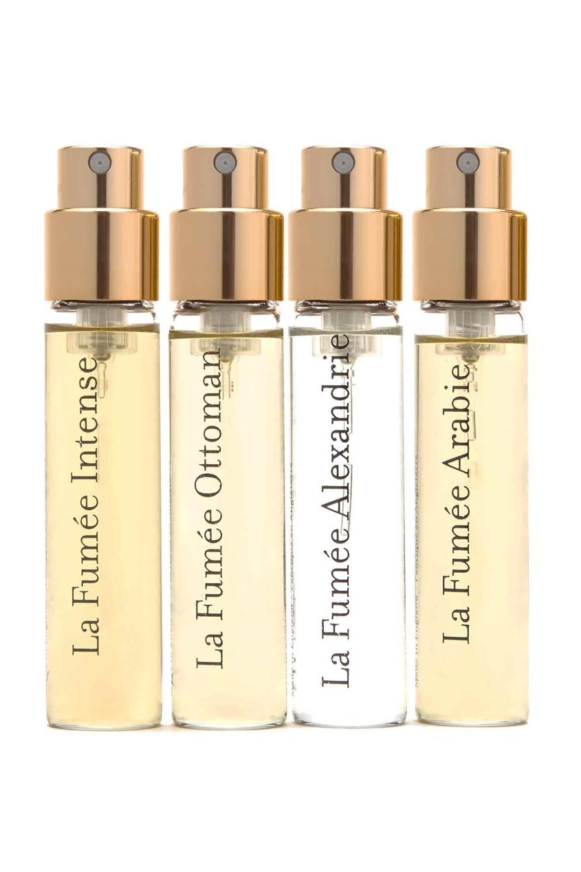 "Miller Harris | Без цвета Набор пробников парфюмированной воды ""La Fumee"" La Fumee Discovery Collection, 4 x 9 ml | Clouty"