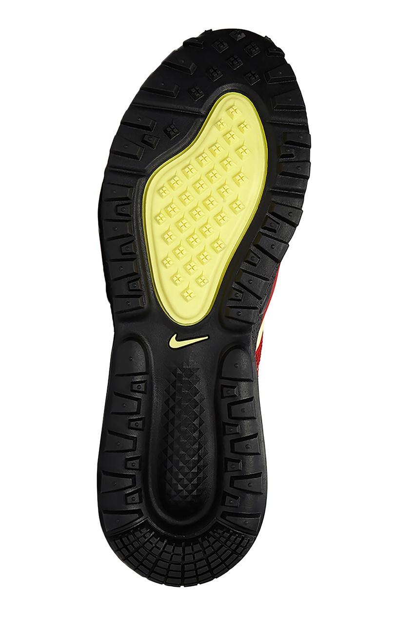 NIKE | черный Комбинированные кроссовки Air Max 270 Bowfin (AJ7200-003) | Clouty