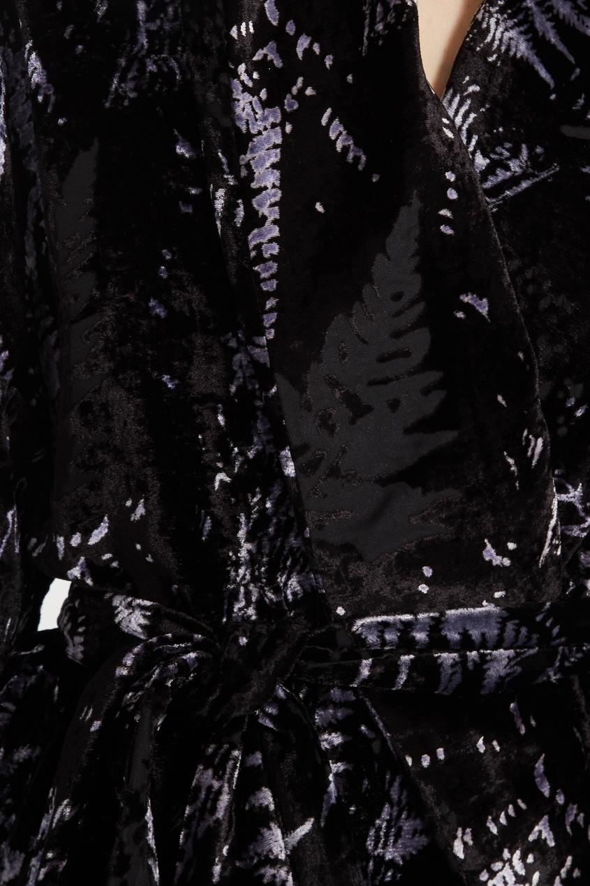 Adolfo Dominguez | Multicolor Жакет с принтом | Clouty