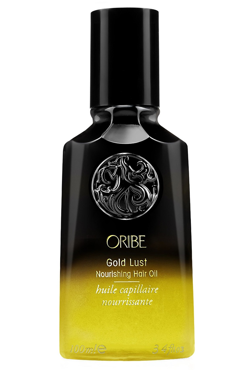 "Oribe | Без цвета Питательное масло для волос Gold Lust Hair Nourishing Oil ""Роскошь золота"" 100ml | Clouty"