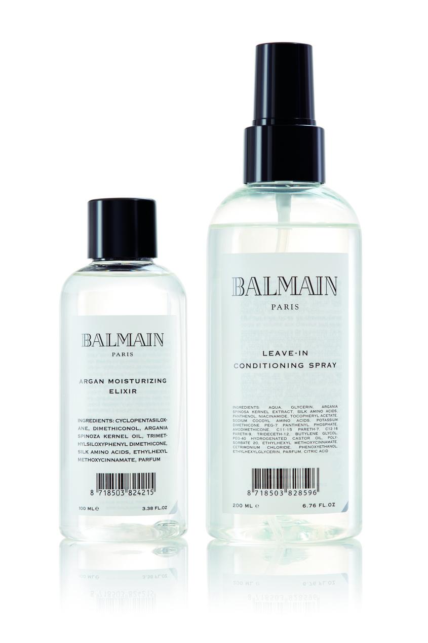 BALMAIN | Без цвета Набор для волос с аргановым маслом (Signature Foundation) | Clouty