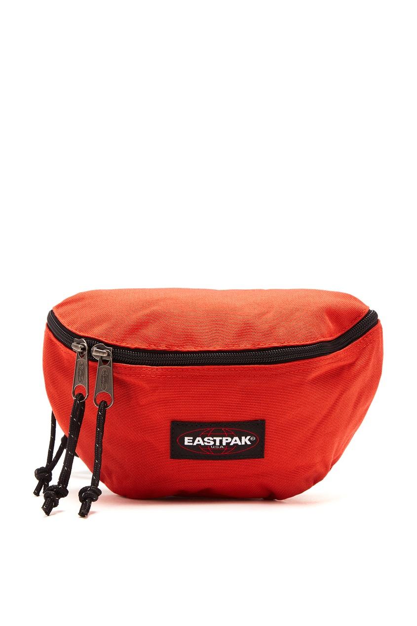 Eastpak   красный Красная поясная сумка с логотипом   Clouty