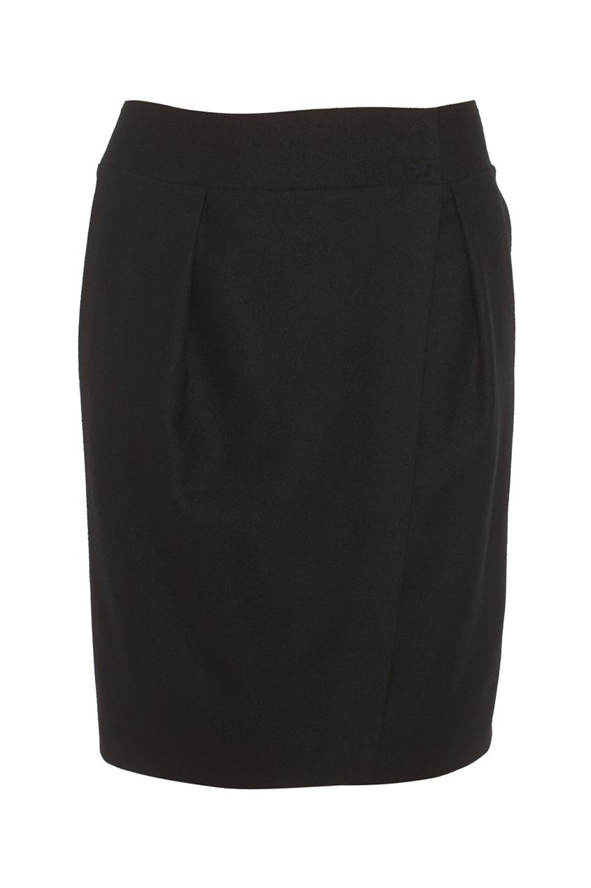 Freshblood | черный Шерстяная юбка | Clouty