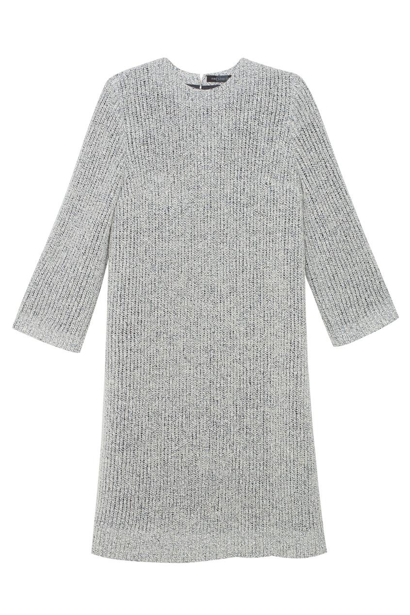 Freshblood | серый Шерстяное платье | Clouty