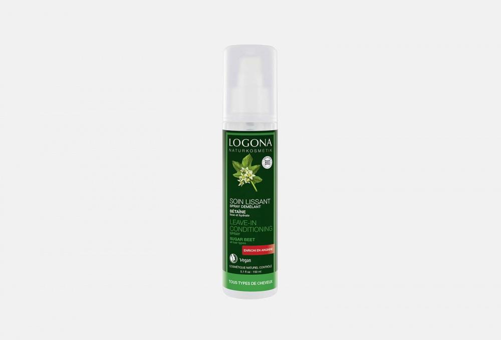 Logona | Натуральный спрей-кондиционер | Clouty