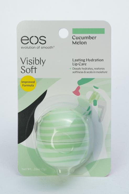 EOS | EOS Бальзам для губ Smooth Sphere Lip Balm Cucumber Melon | Clouty