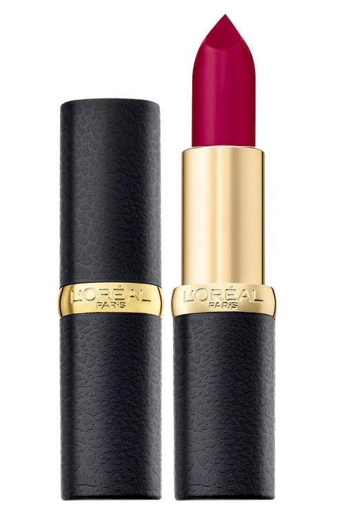 L'Oréal Paris   L'Oreal Paris Помада Color Riche 463 Сливовое насыщение матовая   Clouty
