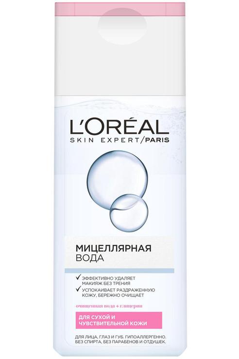 L'Oréal Paris   L'Oreal Paris Мицеллярная вода Абсолютная свежесть   Clouty