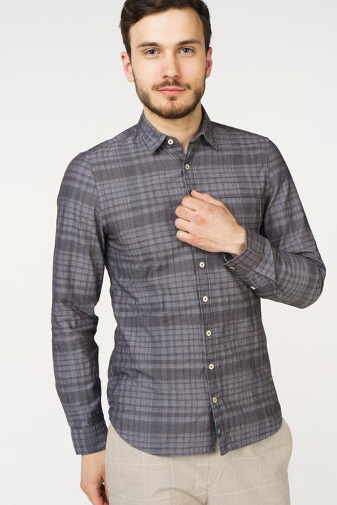 фото кэжуал рубашки для мужчин