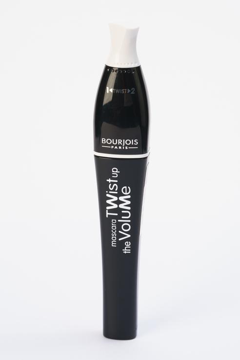 Bourjois | Bourjois Тушь объемная для ресниц 2 В 1 Twist Up The Volume noir, тон 21 | Clouty