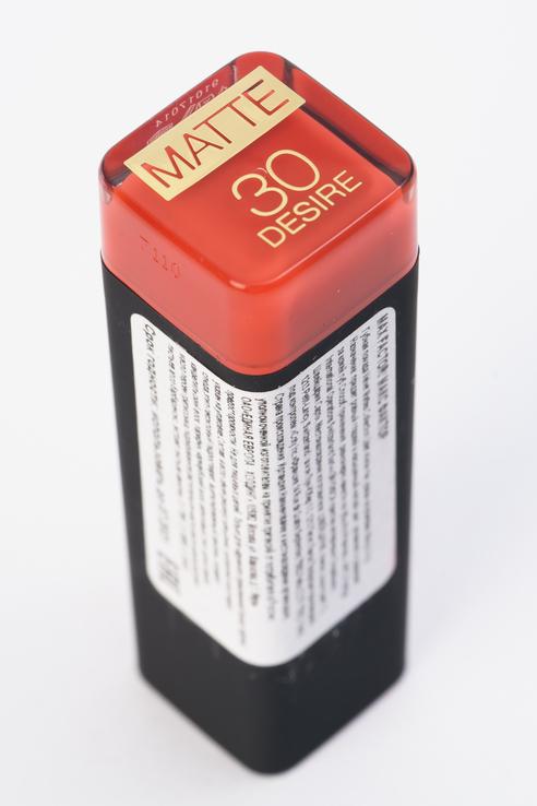 Max Factor   Max Factor Губная помада Velvet Mattes Collection desire, 30 тон   Clouty