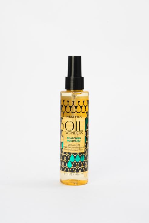 "MATRIX | MATRIX Масло Total Results Oil Wonders для волос разглаживающее ""Амазонская мурумуру | Clouty"