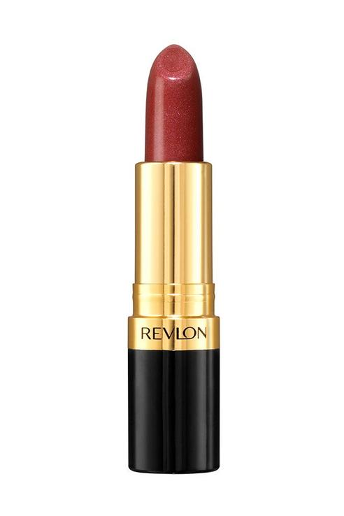 Revlon | Revlon Помада Super Lustrous Lipstick Goldpearl plum 610 | Clouty