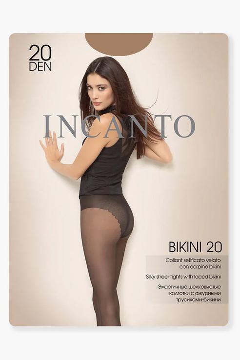 Incanto | Incanto Колготки Bikini 20 daino | Clouty