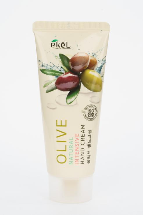 EKEL | EKEL Интенсивный крем для рук с оливой | Clouty