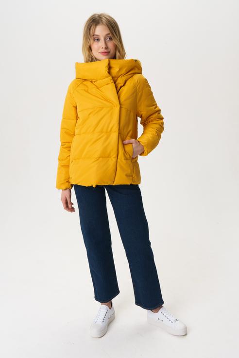 Only | ONLY Укороченная куртка с капюшоном | Clouty