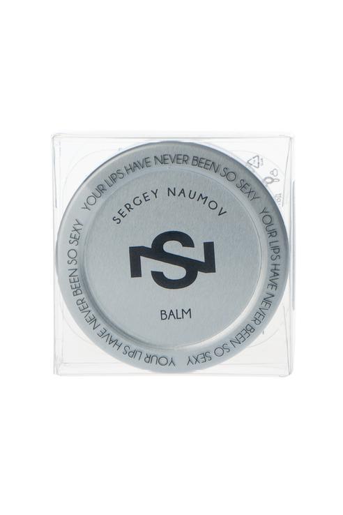 Sergey Naumov | Sergey Naumov Бальзам для губ BLACK, 15 мл | Clouty