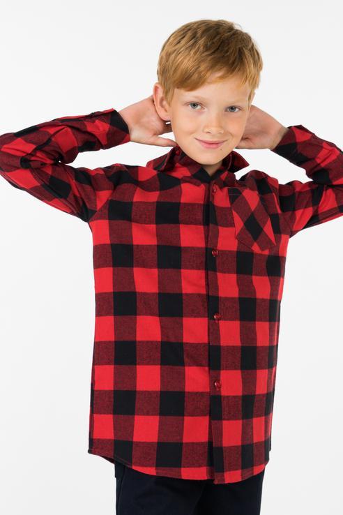 PlayToday | PlayToday Рубашка в клетку | Clouty