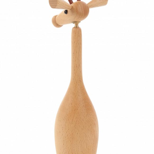 Inmyroom | Статуэтка Giraffe из массива бука | Clouty