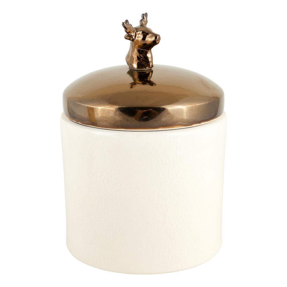 Inmyroom | Ваза декоративная марал из керамики | Clouty