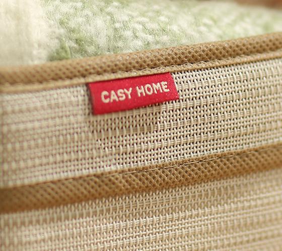 Inmyroom | Корзина для хранения Casy Home с ручками | Clouty