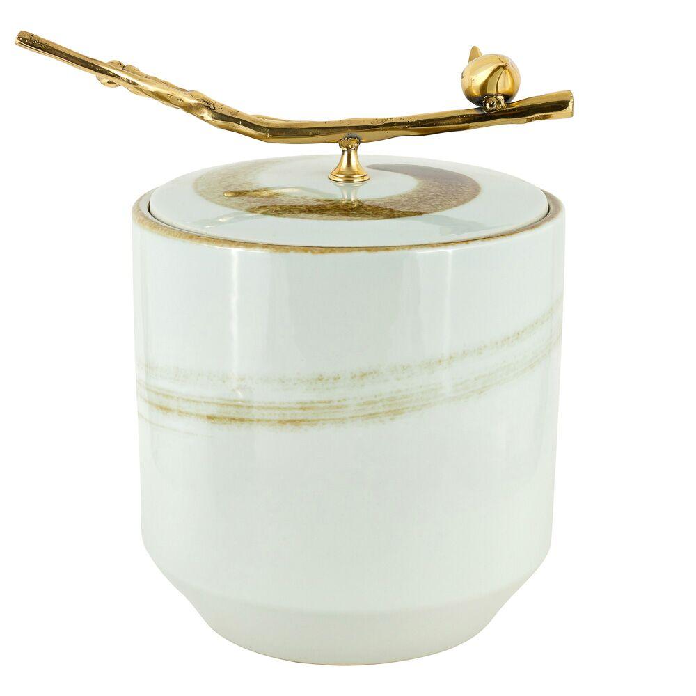 Inmyroom | Ваза декоративная торнадо s из керамики | Clouty