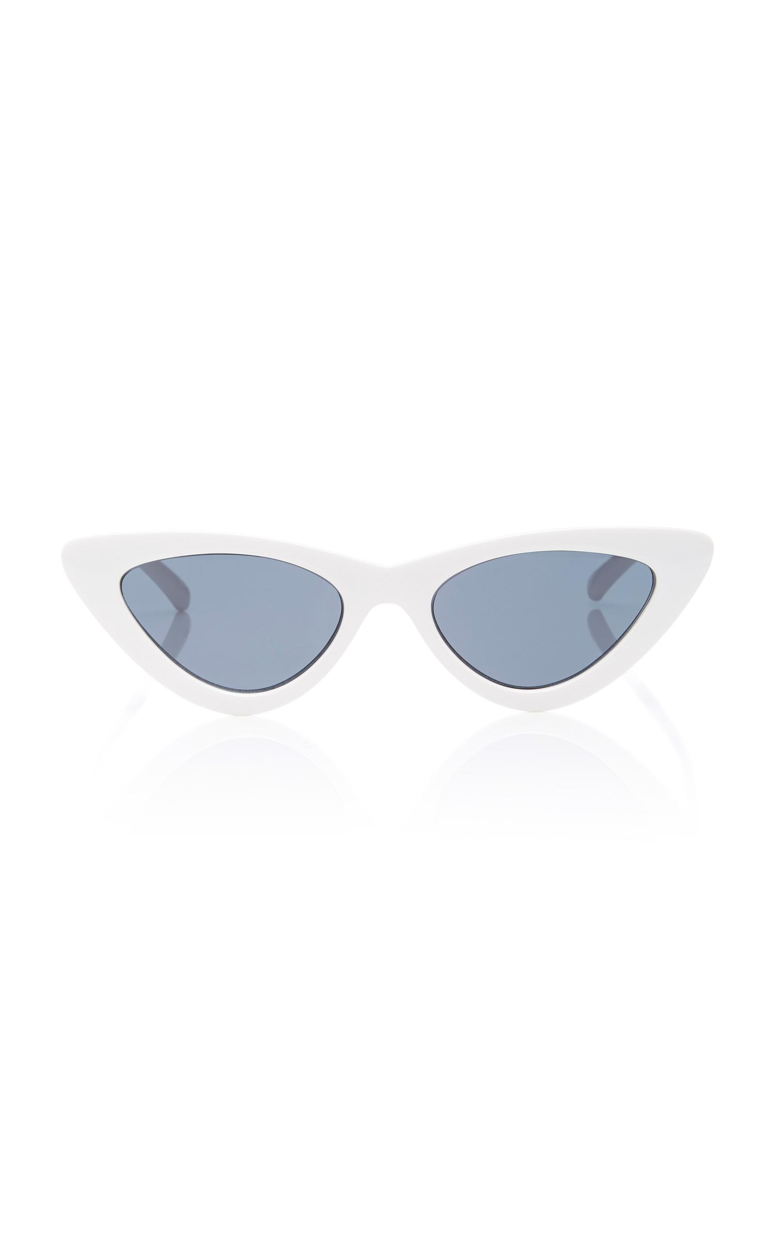 Adam Selman X Le Specs | Adam Selman X Le Specs The Last Lolita Cat-Eye Sunglasses | Clouty