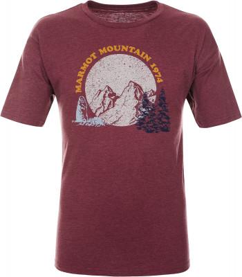 Marmot   Футболка мужская Marmot   Clouty