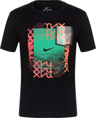 NIKE   Футболка мужская Nike   Clouty