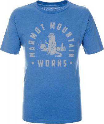 Marmot | Футболка мужская Marmot | Clouty