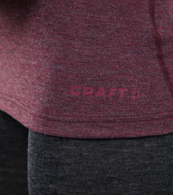 Craft | Термобелье верх женское Craft Merino 180 | Clouty
