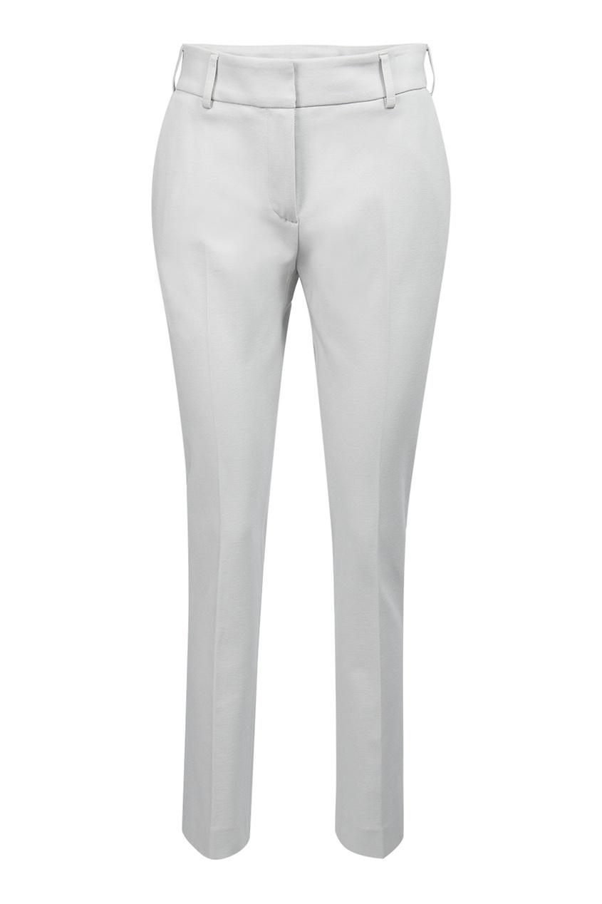Les Copains | белый Брюки с широким поясом | Clouty