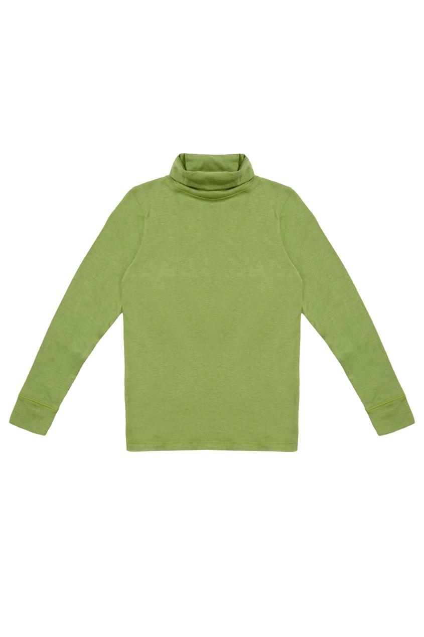 Caramel Baby & Child   зеленый Хлопковая водолазка Tanzanite   Clouty