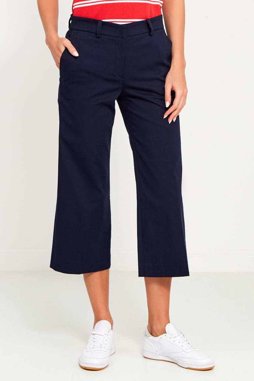 Amina Rubinacci   синий Широкие синие брюки   Clouty