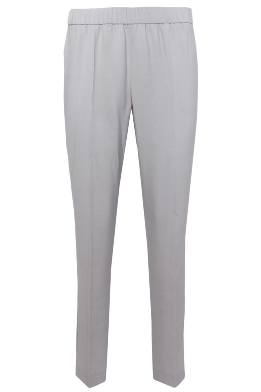Les Copains | серый Светло-серые брюки | Clouty