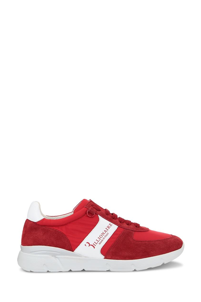 Billionaire | красный Красные кроссовки | Clouty