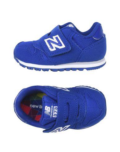 New Balance | Ярко-синий Детские низкие кеды и кроссовки NEW BALANCE техническая ткань | Clouty