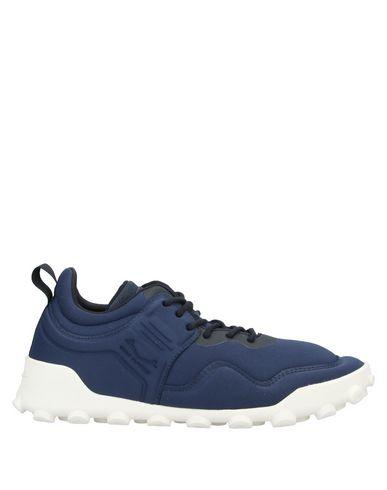 Voile Blanche | Грифельно-синий; Черный Мужские низкие кеды и кроссовки VOILE BLANCHE неопрен | Clouty