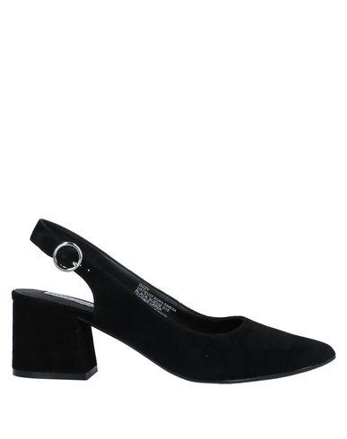 Steve Madden | Черный Женские черные туфли STEVE MADDEN кожа | Clouty
