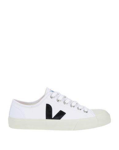 Veja | Белый Женские белые низкие кеды и кроссовки VEJA Бренд Veja | Clouty