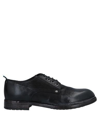 Moma | Черный Женская черная обувь на шнурках MOMA кожа | Clouty