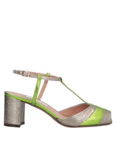 L'Autre Chose | Бронзовый Женские бронзовые сандалии L' AUTRE CHOSE кожа | Clouty