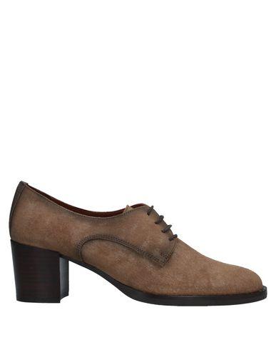 Hispanitas | Хаки Женская обувь на шнурках HISPANITAS кожа | Clouty