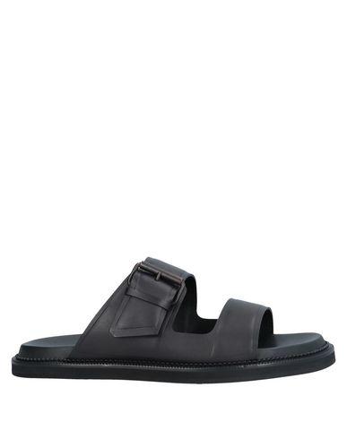 DSQUARED2   Черный Мужские черные сандалии DSQUARED2 застежка в виде пряжки   Clouty