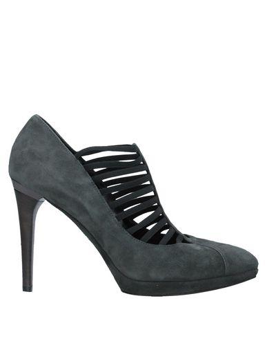Ninalilou | Стальной серый Ботинки NINALILOU замшевая ткань | Clouty