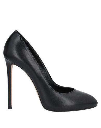 Ninalilou | Черный Женские черные туфли NINALILOU без аппликаций | Clouty