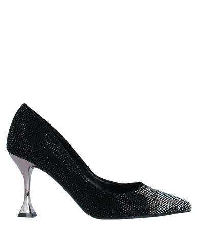 Steve Madden | Черный Женские черные туфли STEVE MADDEN плотная ткань | Clouty