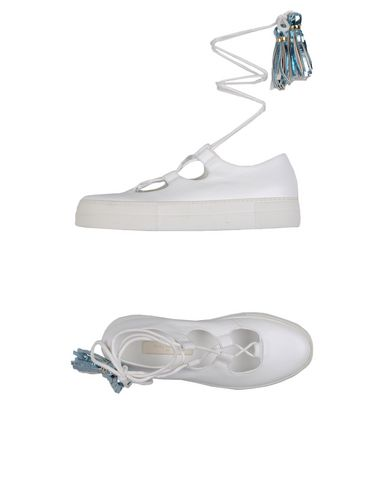 L'Autre Chose | Белый Женские белые низкие кеды и кроссовки L' AUTRE CHOSE кожа | Clouty