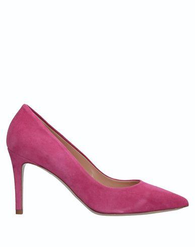 Marco Barbabella | Фуксия Женские туфли MARCO BARBABELLA замшевая ткань | Clouty